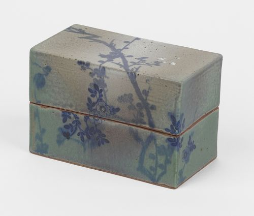 Green Floral Box